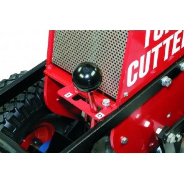 Graszodensnijder / 5,5 pK - benzinemotor