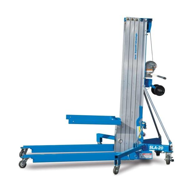 Materiaallift tot 6,5 meter (360 kg) - manuee...