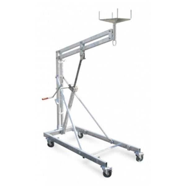 Krachtarmlift tot 3 meter (600 kg) - manueel
