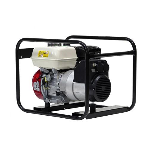 Stroomgenerator 7kVA / ES 8000 - benzinemotor