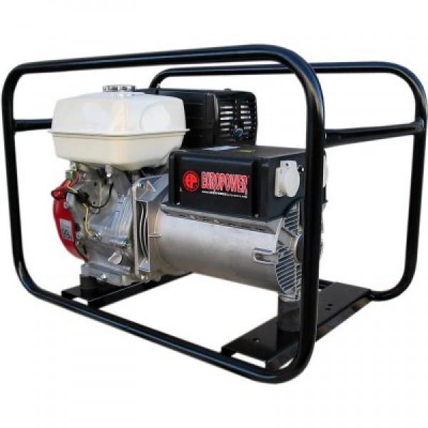 Stroomgenerator 6kVA / ES 6000 - benzinemotor