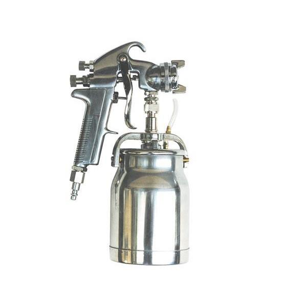 Universeel spuitpistool voor compressor