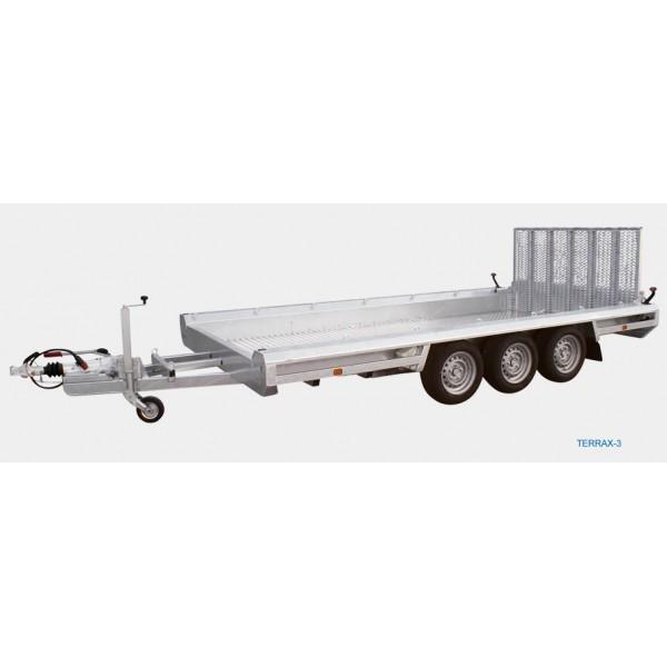 Machinetransporter laadvermogen 2600 kg / 3.9...