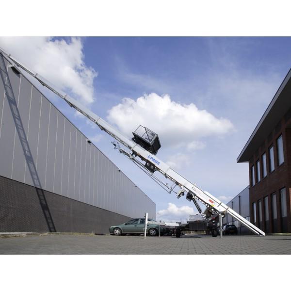 Verhuislift Big Easy tot 25 meter op aanhangw...