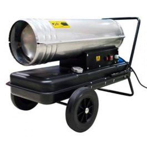 Warmeluchtkanon GK40 op stookolie – 37500 k...