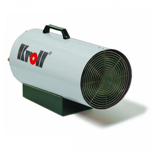 Warmeluchtkanon Astro 60 op gas – 65000 kCa...