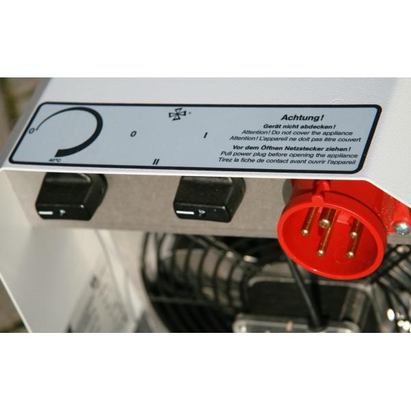 Warmeluchtblazer - Elektroheater E18 - 18 kW ...
