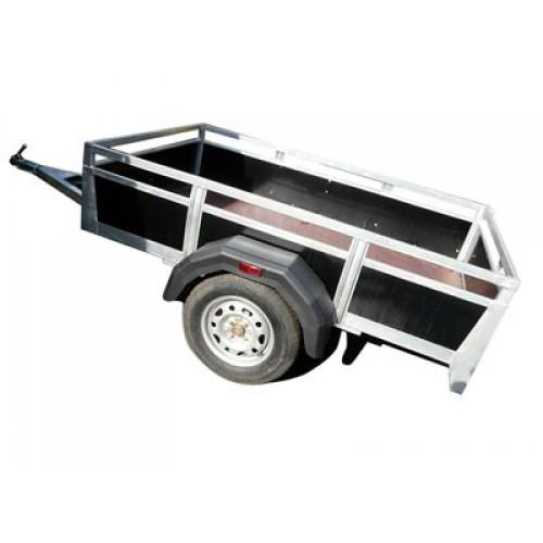 Aanhangwagen  laadvermogen 500 kg / 2.50 m x ...
