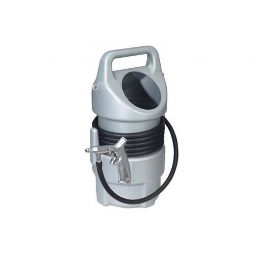 Zandstraalkit draagbaar voor compressor tot 1...