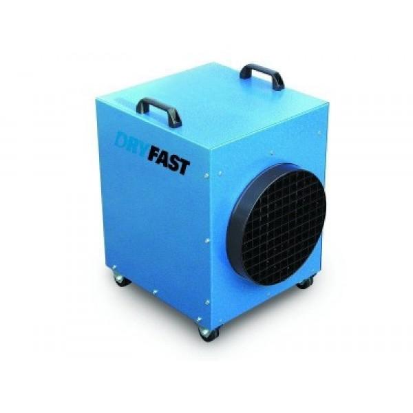 Warmeluchtblazer - Elektroheater DFE45 - 380V...