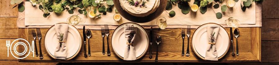 De gedekte tafel