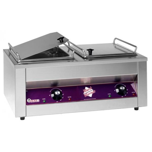 Hotdogverwarmer - 220V