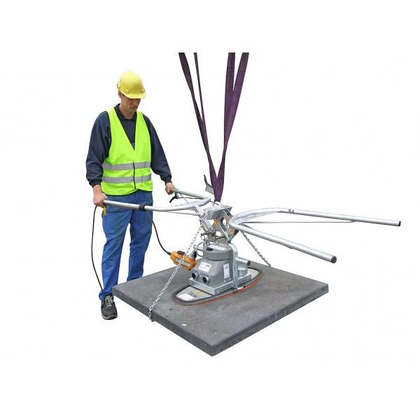 Vacuumhefsysteem PROBST (max 140 kg) - 220V