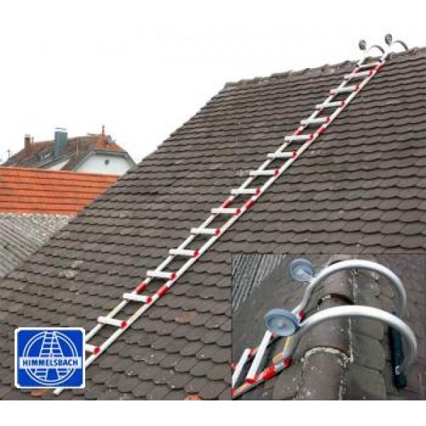Nokhaak met ladder - van 1.25 m tot 6.25 m