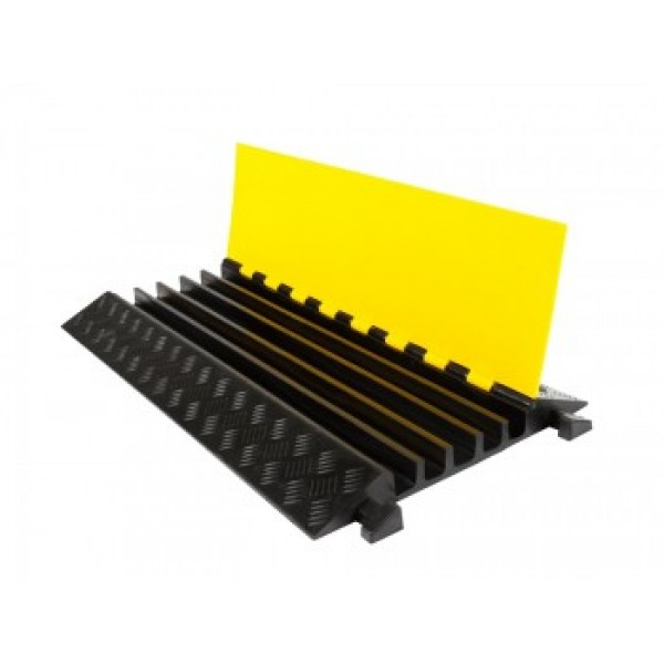 Kabelbeschermer 5-kanaals 90 cm