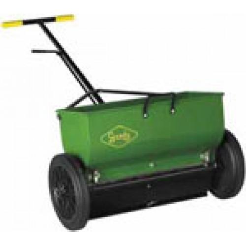 Meststofstrooier Gandy 26 liter (groen)