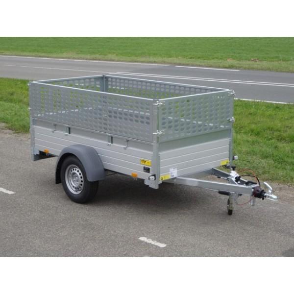 Groenaanhangwagen laadvermogen 800 kg / 2.50 ...