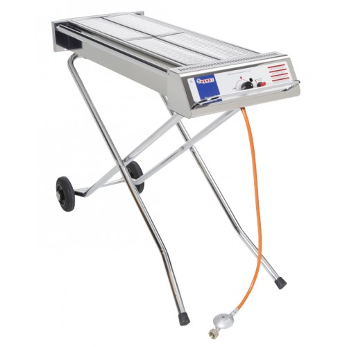 Barbecue gas lang model
