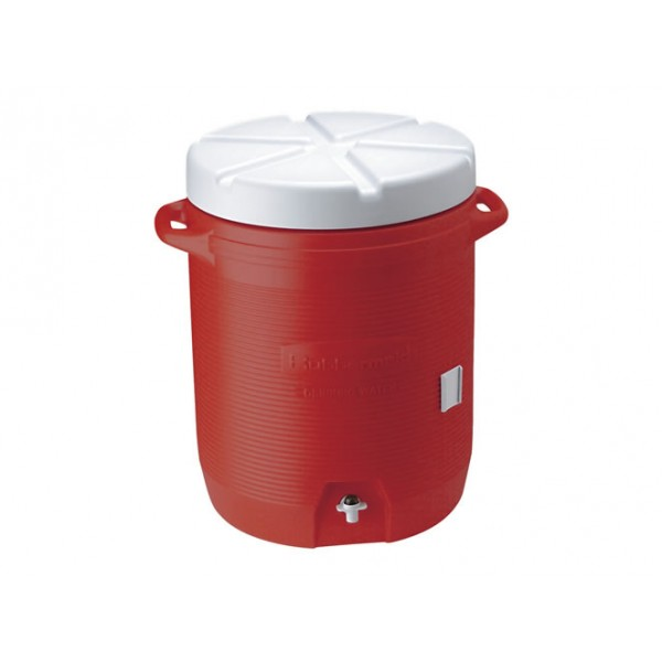 Koude vloeistofcontainer met kraantje - 38 L