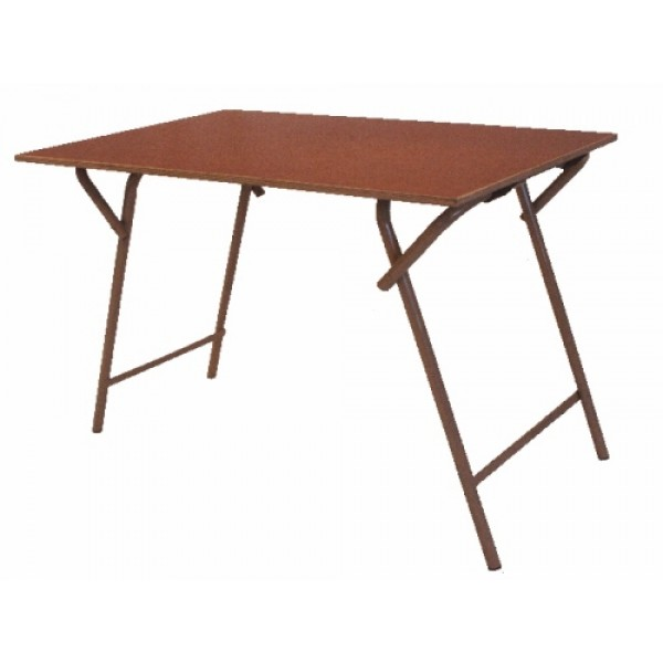 Tafel 1 persoon 90x60cm (hout)