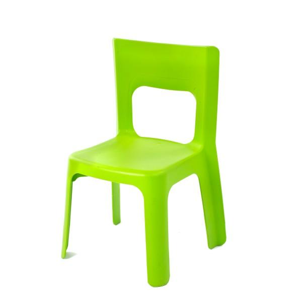 Kinderstoeltje in PVC