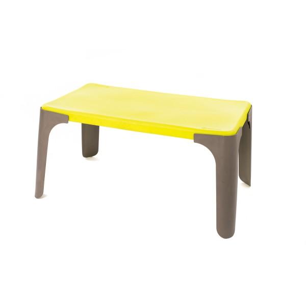Kindertafeltje voor 6 stoeltjes 100x70x51 cm ...